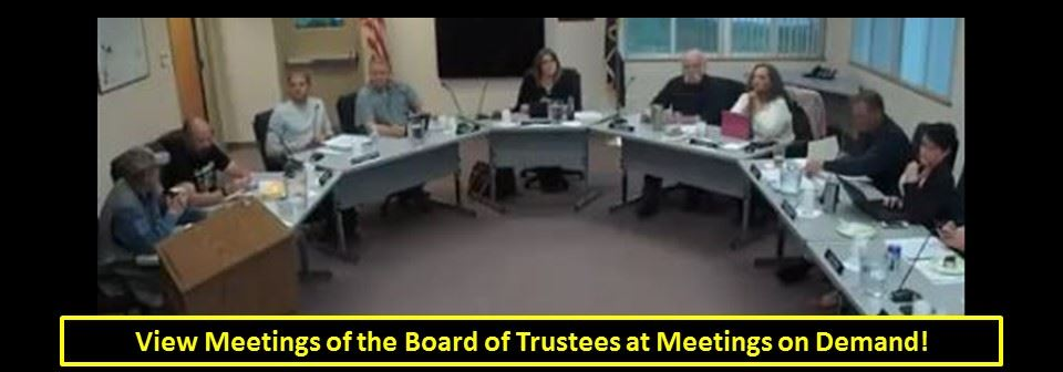 View Meetings of the Board of Trustees at Meetings on Demand!